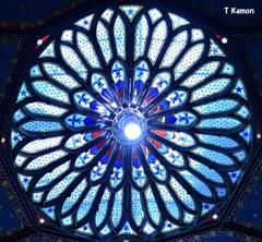 大聖堂の光②