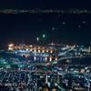 神戸東部の夜景