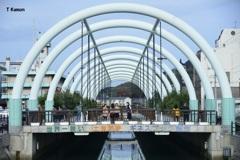 世界一狭い海峡と橋(橋シリーズ⑪)