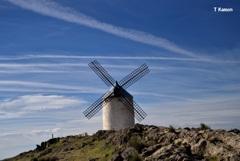 白い風車 Ⅰ