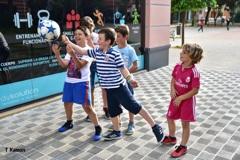 未来のサッカー選手