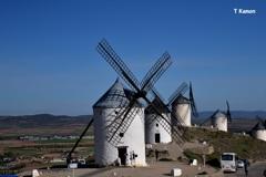 白い風車 Ⅱ