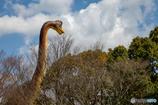 デカイ恐竜。