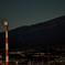 富士市の煙突。