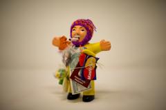 エケコ人形。