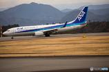 富士山静岡空港【ANA機】