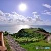 沖縄 知念岬の朝