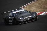 SUPER GT 2010合同テスト HSV 5