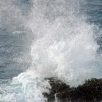 PENTAX PENTAX K100Dで撮影した風景(波濤)の写真(画像)