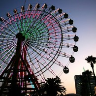 PENTAX PENTAX K100Dで撮影した風景(The Big Wheel)の写真(画像)