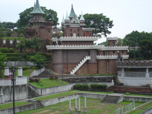 姫路のお城?