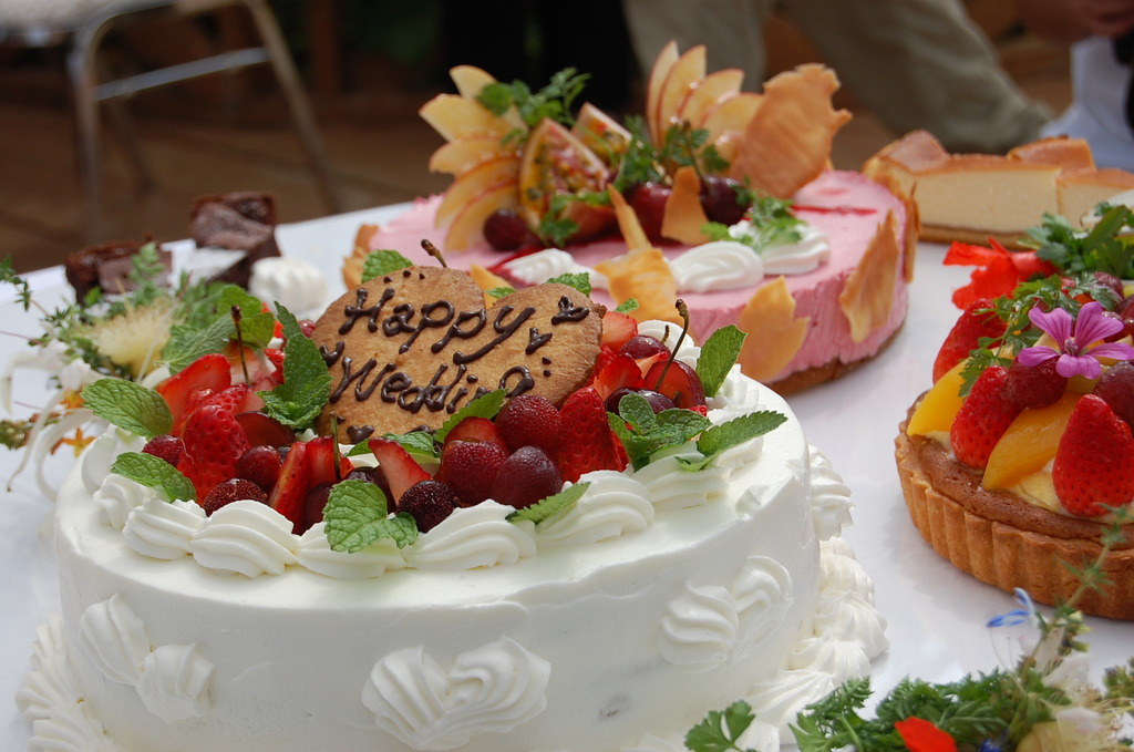 ハッピーケーキ