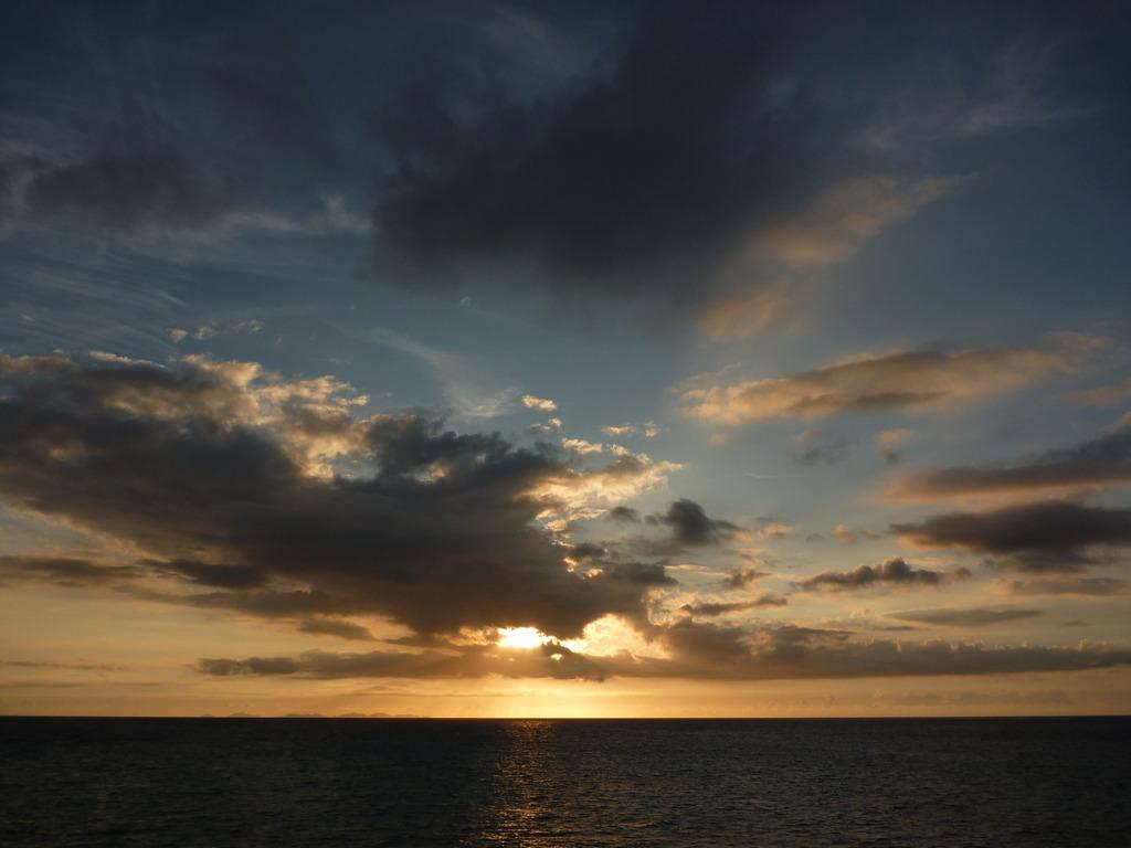 与論島 2009年8月