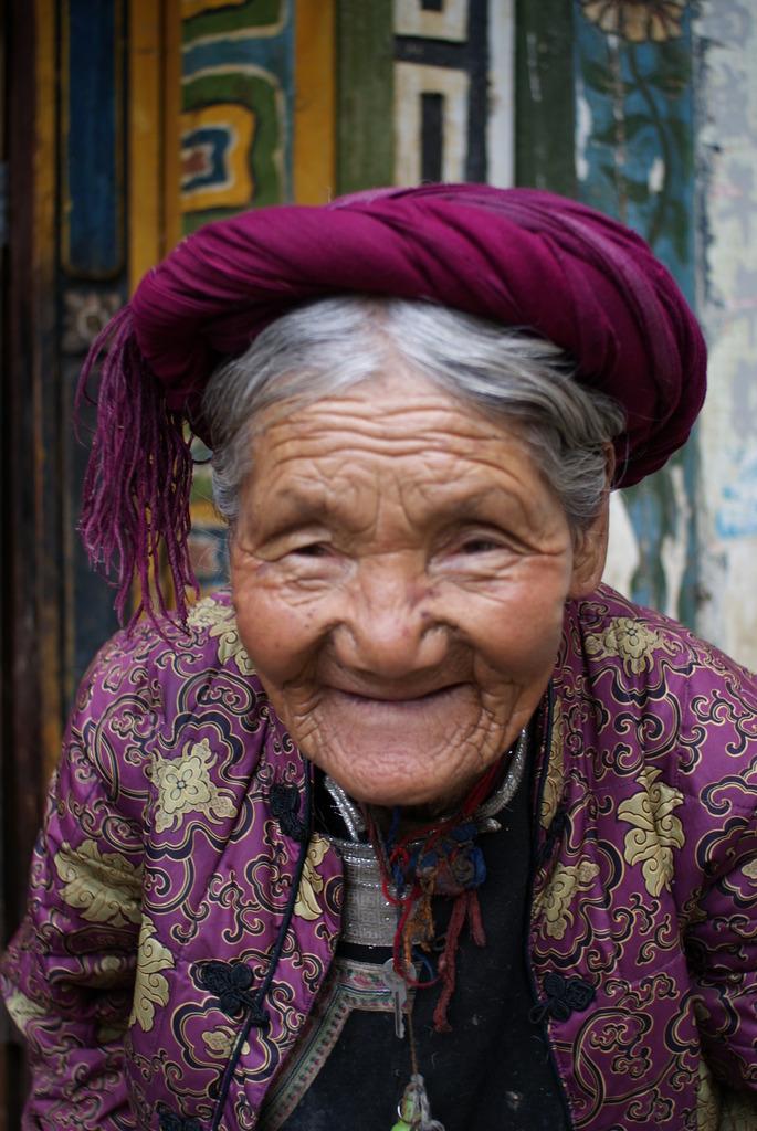 A good smile