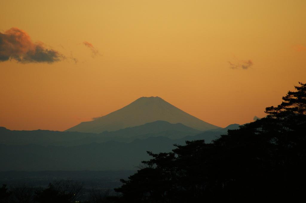 富士山@栃木