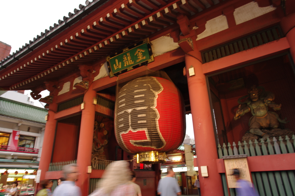 日本一有名な門。