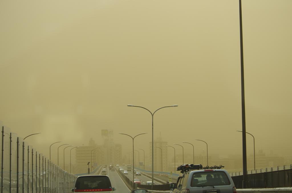 砂の都市東京