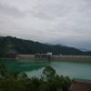 ダムと曇り