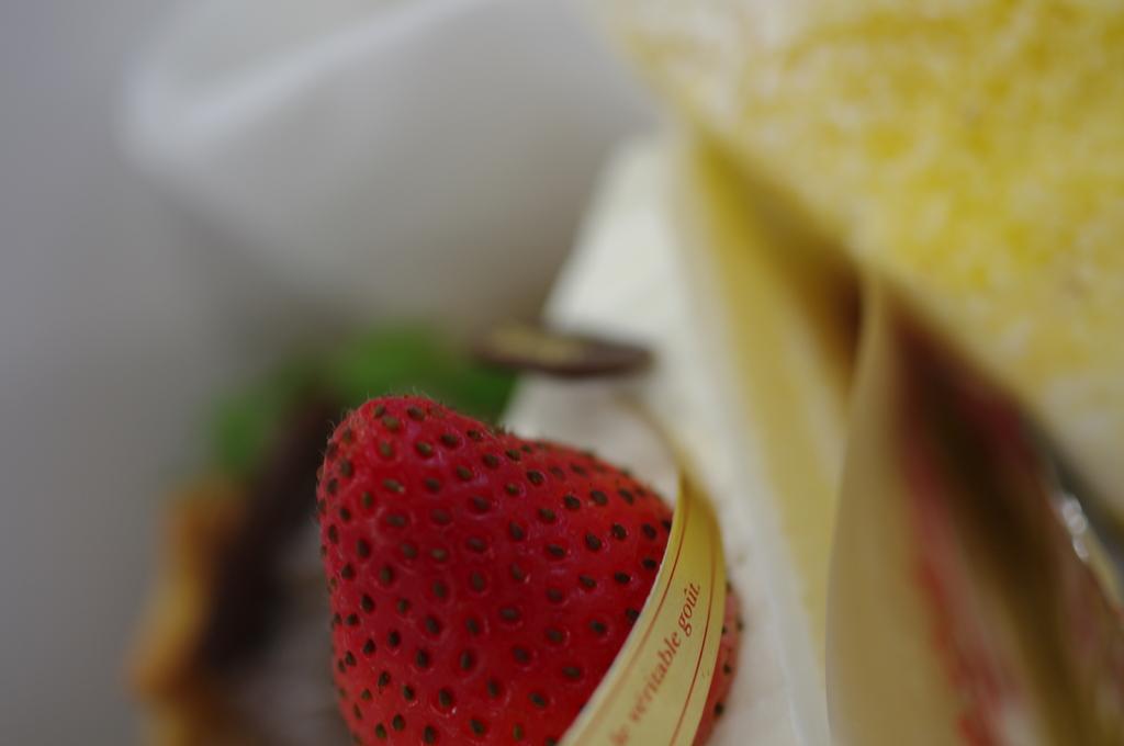 イチゴなショート!
