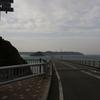 角島大橋から