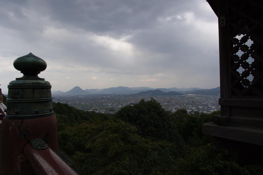 讃岐市街。。御本宮から