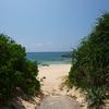 与論島・赤崎ビーチ