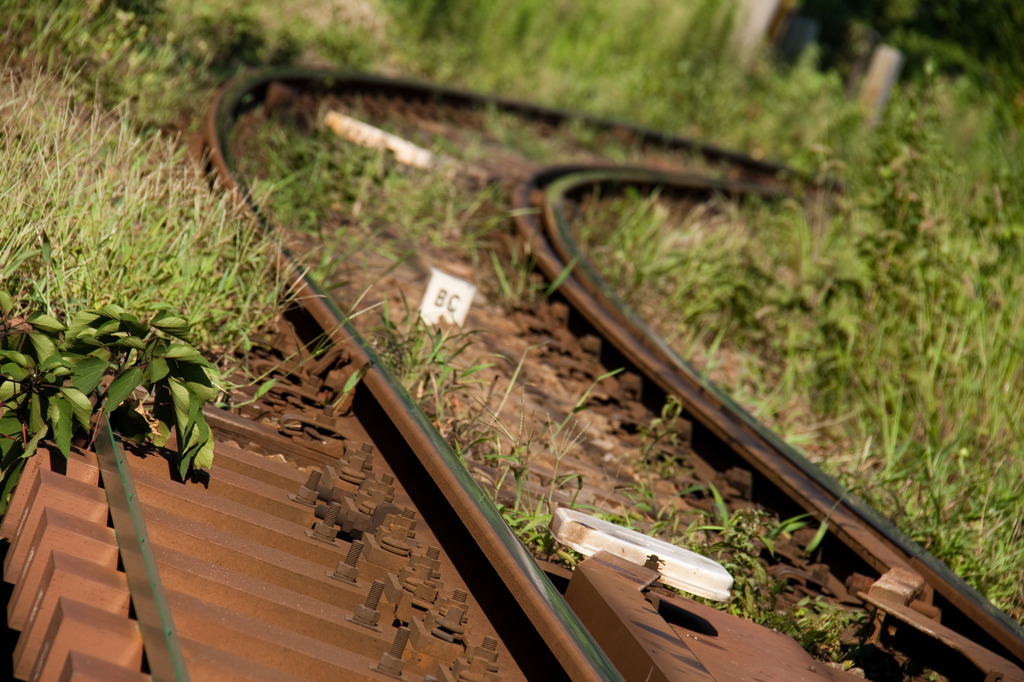 線路の魅力