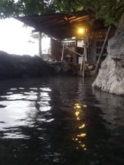 究極の露天風呂