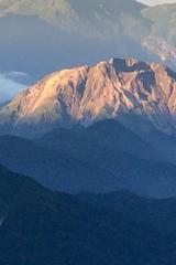 焼岳モルゲンロート