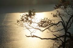 カムイヌプリの湖