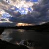 晩夏のモエレ沼