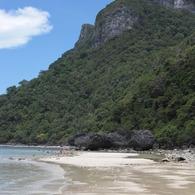 CASIO EX-Z200で撮影した風景(タイ・サムイ島 島めぐり)の写真(画像)