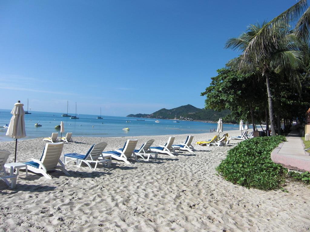 タイ・サムイ島