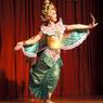 CASIO EX-Z200で撮影した人物(タイ舞踊)の写真(画像)
