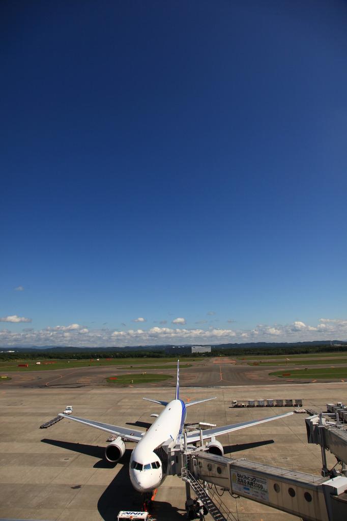 CTS空港