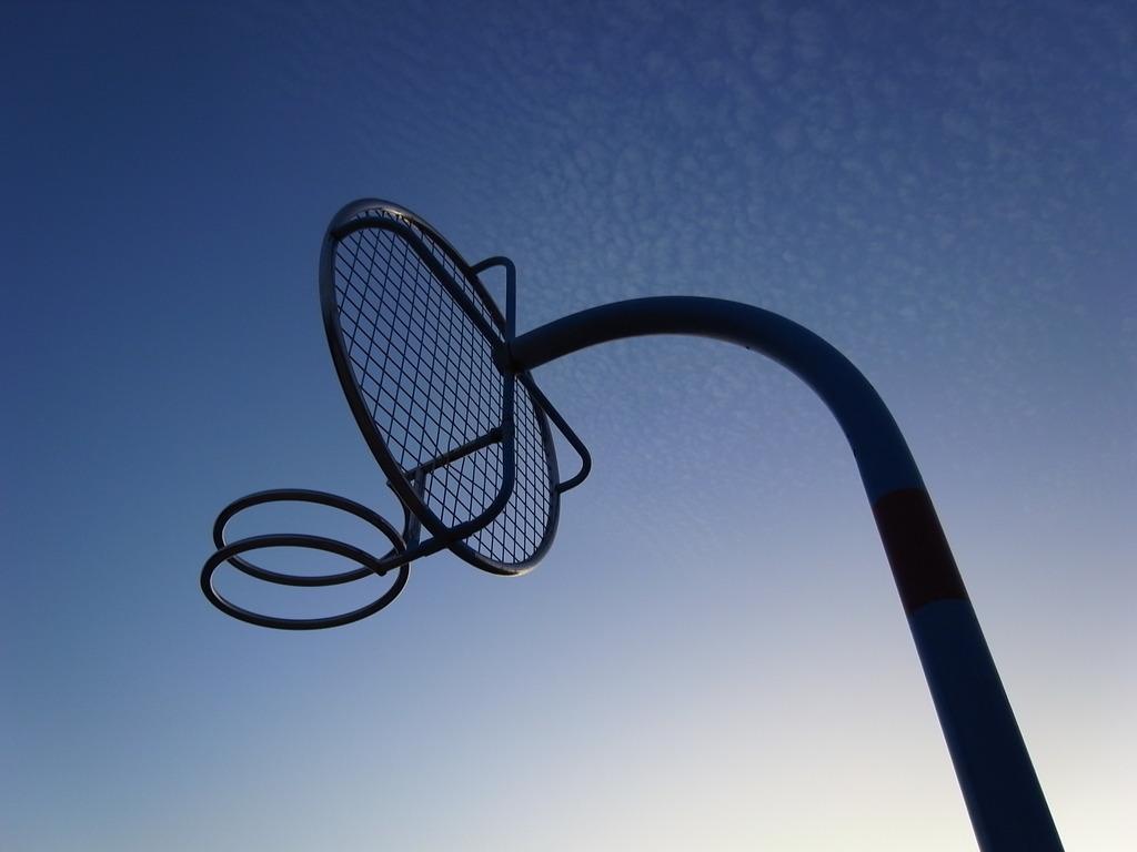 ブルーバスケット