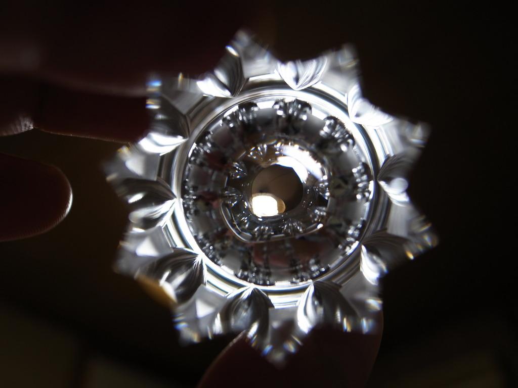 クリスタルガラス