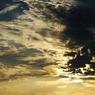 CANON Canon EOS Kiss X3で撮影した風景(GOLDEN SKY)の写真(画像)