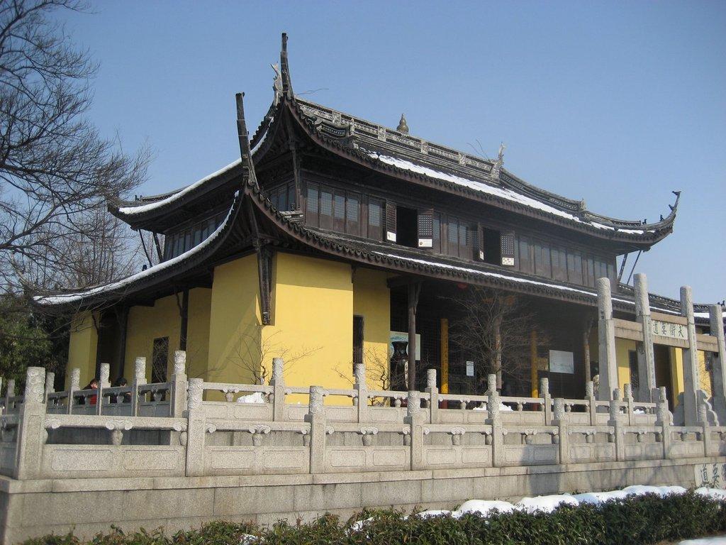 中国常州紅梅閣