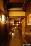 back alley, Pontocho Kyoto summer