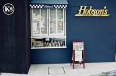 本日の1st ショット: Hobson's Hakata