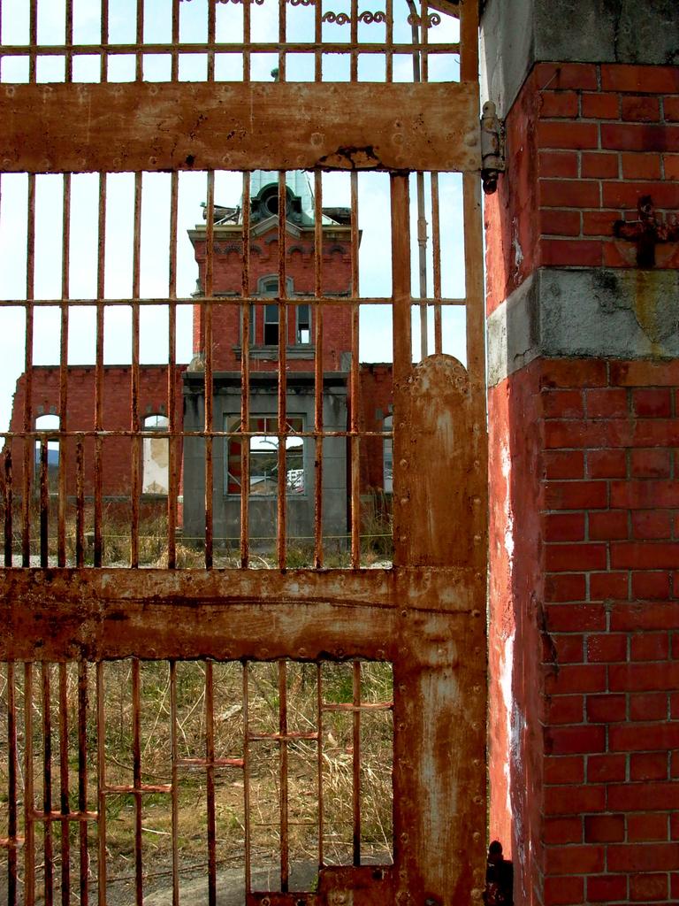 旧長崎刑務所