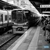 Ordinary scene, Osaka Loop Line