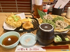 NAGASAKI EAT : 初夏のお蕎麦