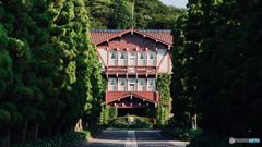 夏の終わりのハーモニー:雲仙観光ホテル