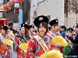 鍛冶屋町通り : 皇帝パレード
