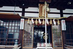 大阪・阿倍野元町 安倍晴明神社