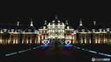 Night view Palace Huis Ten Bosch 2016