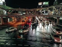 OSAKA MOVE : TENNOJI NIGHT VIEW