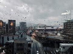 Rainy day, Nagasaki